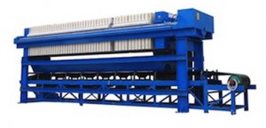 PP Membrane Automatic Filter Press